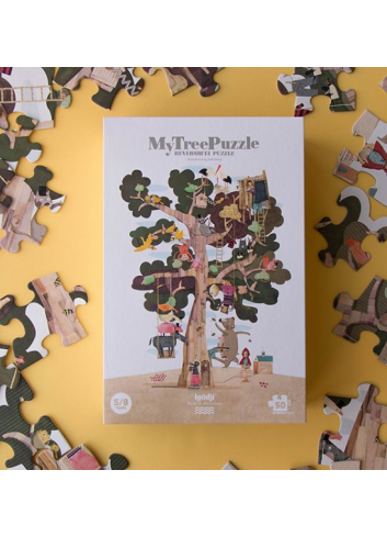 Puzzle My tree de Londji 1