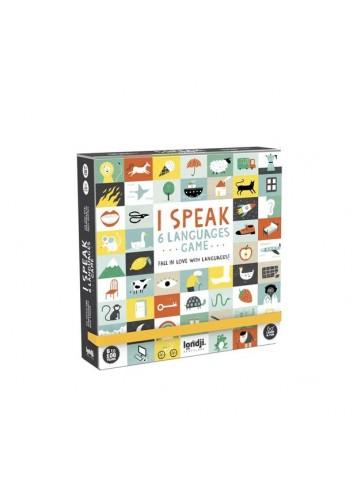 Juego I speak 6 languages de Londji4
