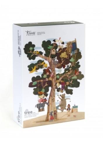 Puzzle My tree de Londji