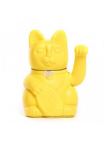 Maneki neko amarillo