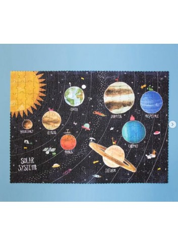 Puzzle Discover The planets de Londji 1