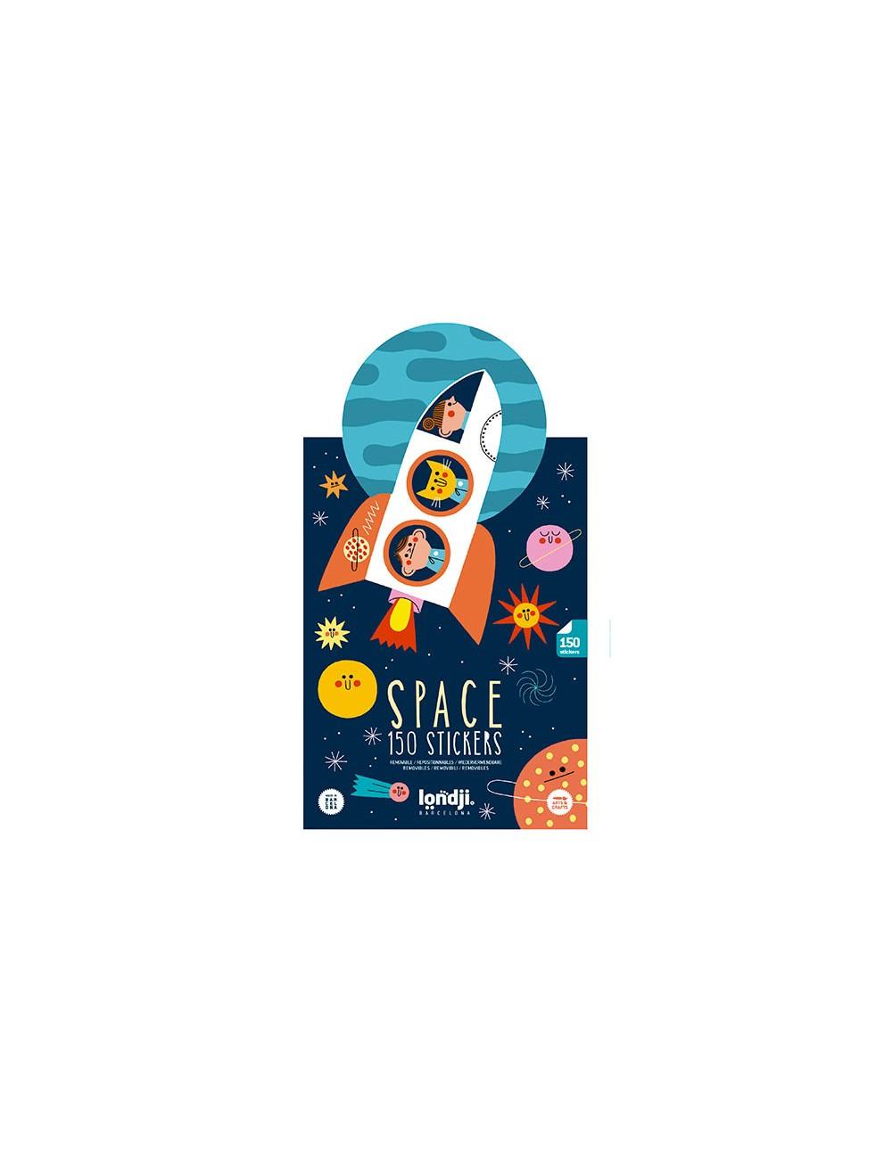 Stickers Space de Londji