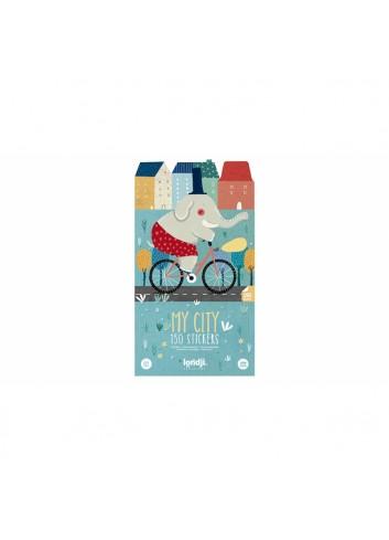 Stickers My City de Londji