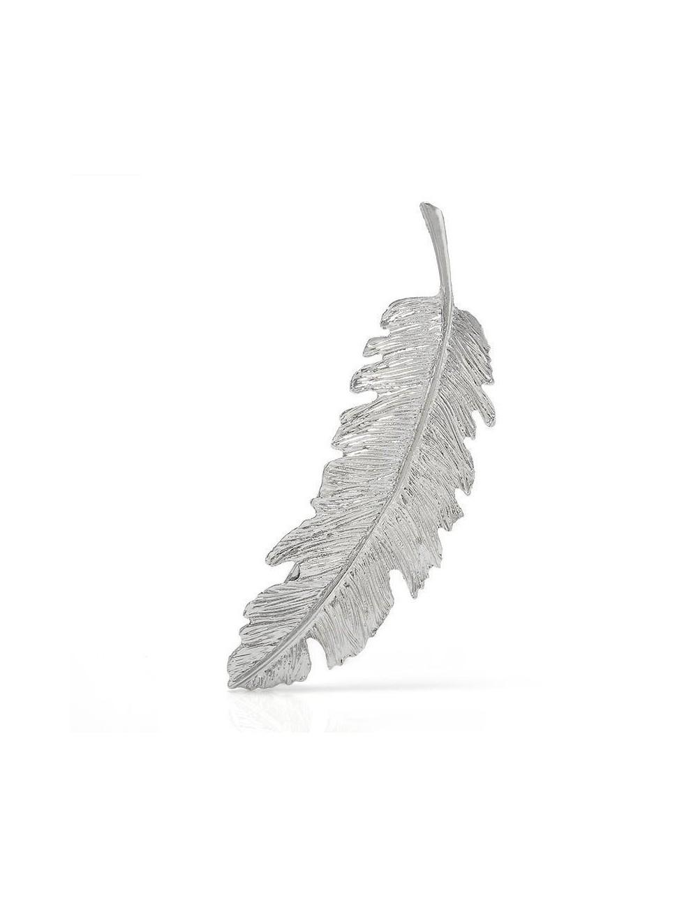 Passador ploma plata