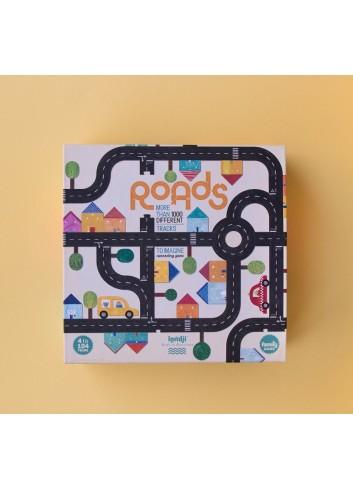 Juego de mesa Roads de Londji