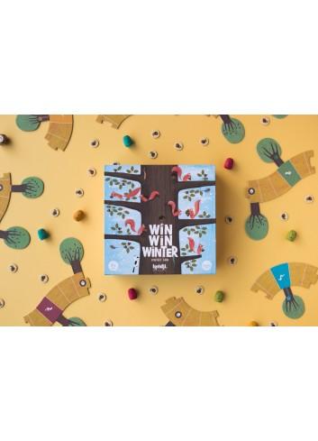 Juego de mesa Win Win Winter de Londji