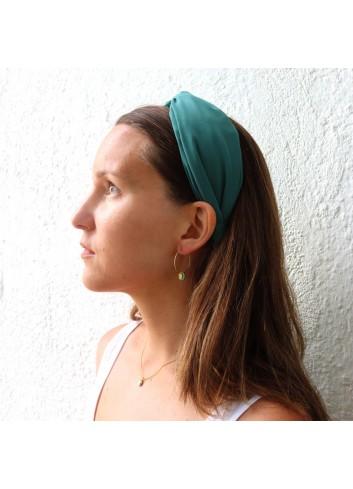 Diadema roba verda 1