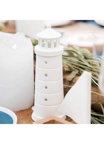Faro de porcelana grande 2