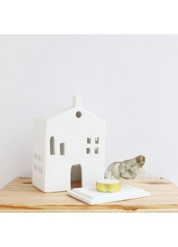 Casa de porcellana