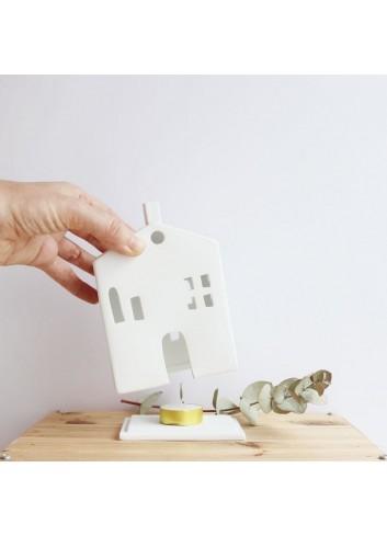 Casa de porcelana 1