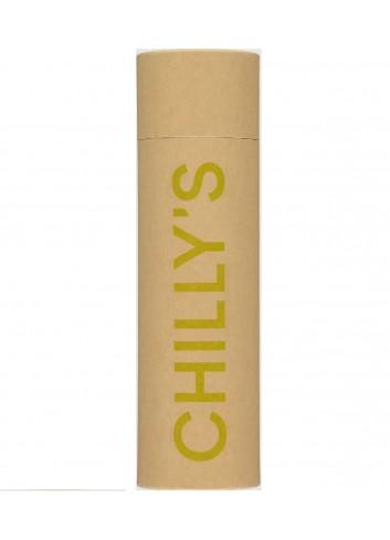 Botella Chilly Amarillo Neón 500 ml