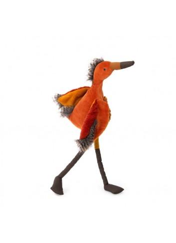 Pájaro garceta de Moulin Roty