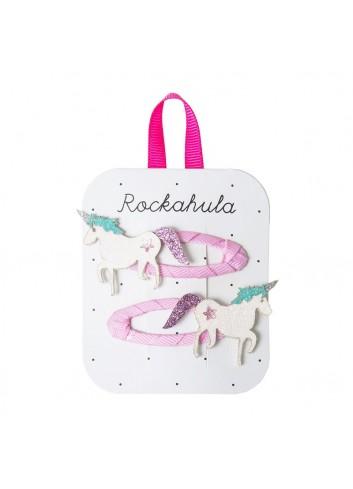 Clips Unicornio Rockahula