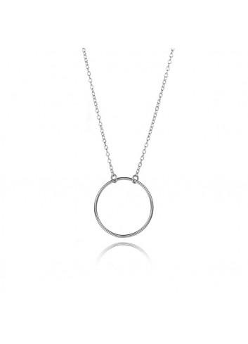 Collaret cercle plata