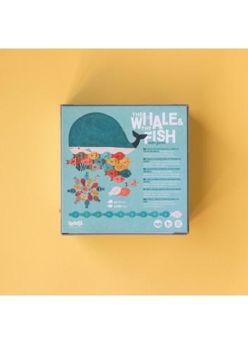 Juego de mesa The Whale & The Fish de Londji