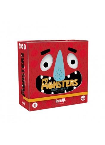 Juego My Monsters de Londji