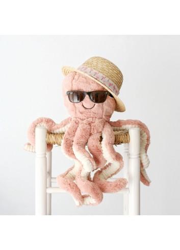 Odell Octopus Medium Jellycat 4